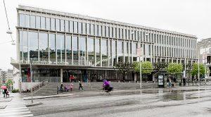 Släktforskarhjälp på Stadsbiblioteket @ Göteborgs Stadsbibliotek plan 2