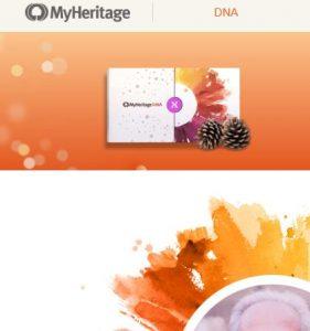 DNA-café med Eva - MyHeritage