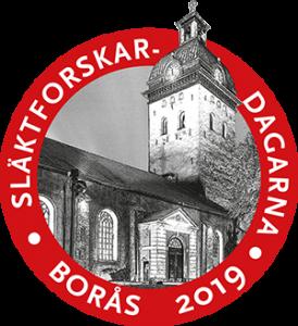 Res med GRS till Släktforskardagarna i Borås 24-25 augusti
